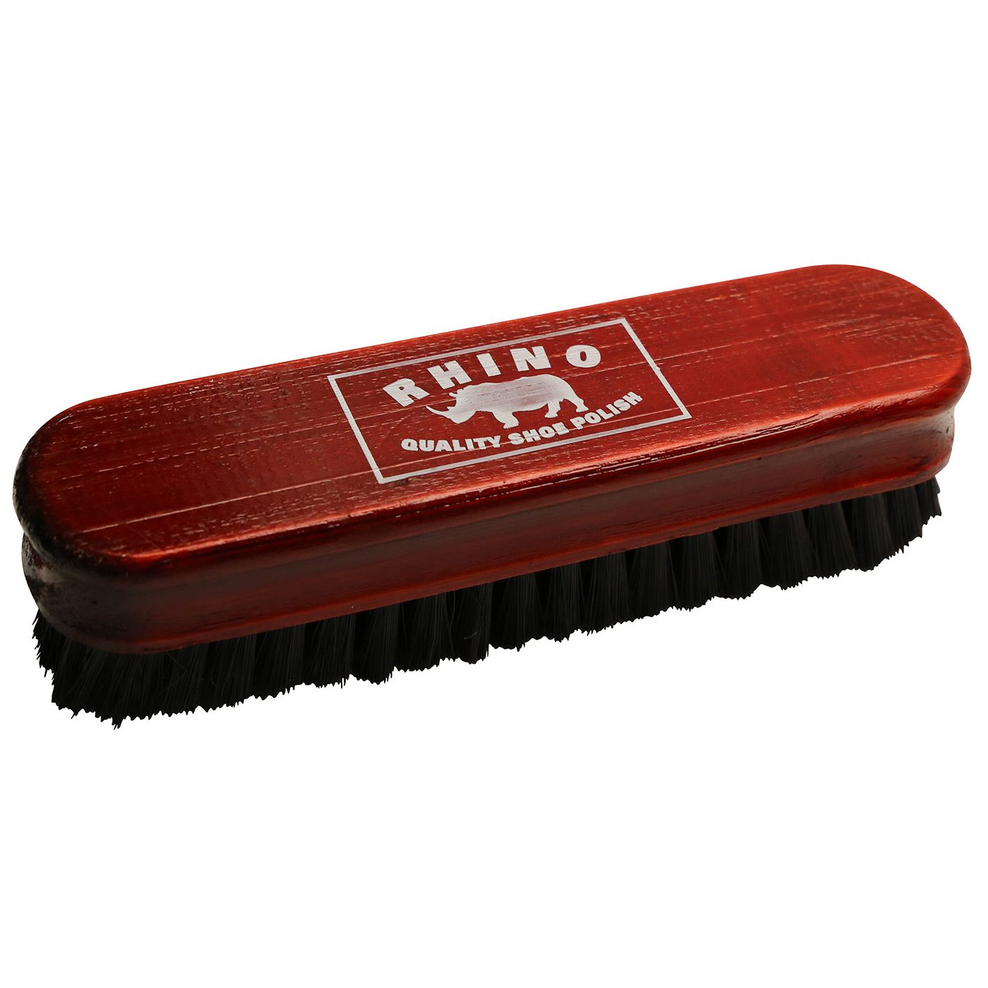 Rhino Shoe Brush Brown